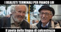 I REALISTI TERMINALI PER FRANCO LOI
